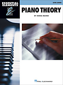 Essential Elements Piano Theory Level 7