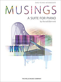 Musings � Suite for Piano