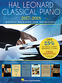 Classical Piano 25% Off Promotion